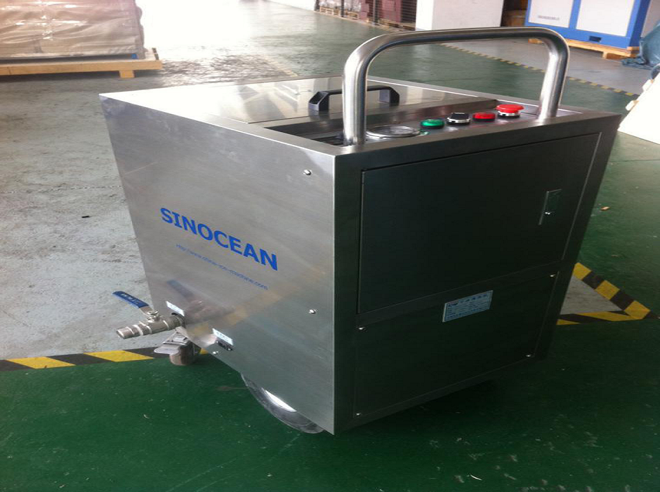 The Supreme Advantages of Dry Ice Blasting Machine